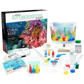 Wild Science Environmental Science - Create an Under WaterCoral Reef