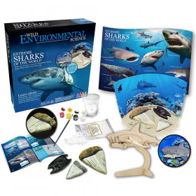 Extreme Science Kit, Sharks of the World