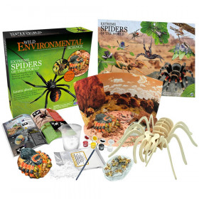 Extreme Science Kit, Spiders of the World