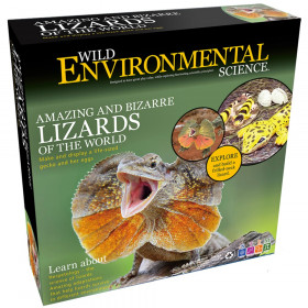 Wild Environmental Science - Amazing and Bizarre Lizards of the World