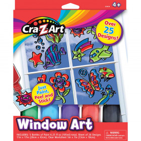 Window Art Set