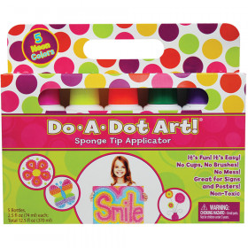 Do-A-Dot Art Fluorescent 5 Pack