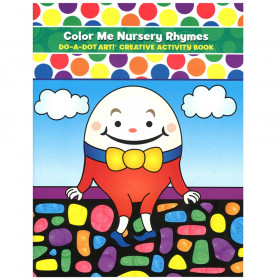 DoADot Art! Color Me Nursery Rhymes Creative Art & Activity Book