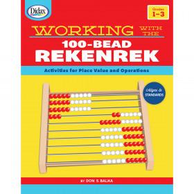 Working With The 100 Bead Rekenrek