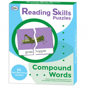 Reading Skills Puzzle Compound Word