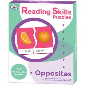 Reading Skills Puzzles Opposites