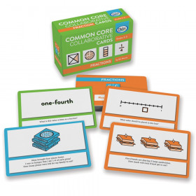 Common Core Collaborative Cards-Fractions