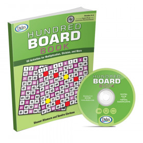 Hundred Board Book Gr 3-4