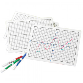 Write-and-Wipe Coordinate Mats