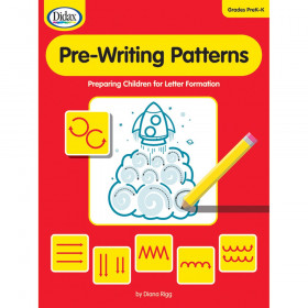Didax Pre-Writing Patterns Book