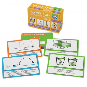 Common Core Collaborative Cards, Measurement and Data