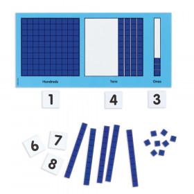 Magnetic Base Ten Place Value Set