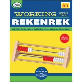 Working With The Rekenrek
