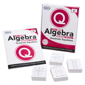 The Algebra Game: Quadratic Equations Basic