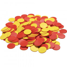 Two Color Counters, 200 pcs