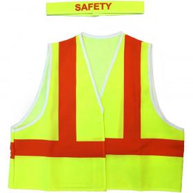 Safety Jacket Dress-Up Costume