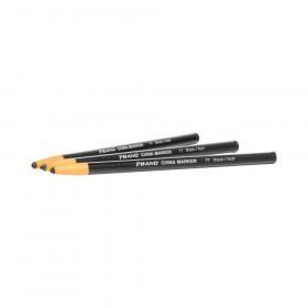 Phano China Markers, Black, Pack of 12
