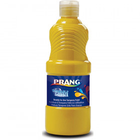 Prang Washable Paint 16Oz Yellow