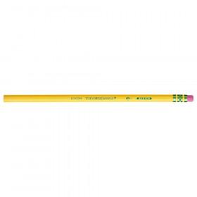 Original Ticonderoga Pencils, No. 2-1/2 Medium Yellow, Unsharpened, Box of 12
