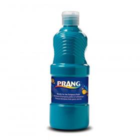 Prang Tempera Paint, Turquoise Blue, 16 oz.