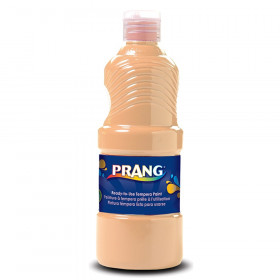 Prang Tempera Paint, Peach, 16 oz.