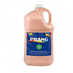 Ready-to-Use Tempera Paint, Gallon, Peach