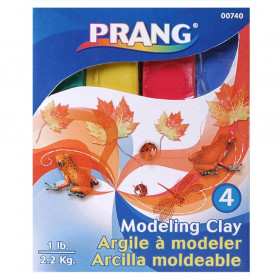 Prang Modeling Clay, Assorted