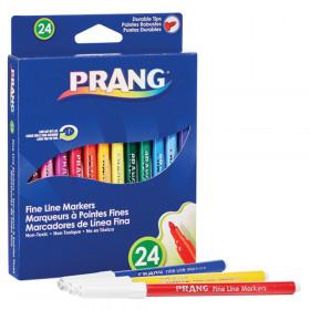 Classic Art Markers, Fine Line, 24 Colors