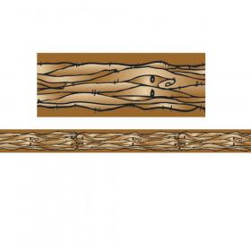 Wooden Frame Straight Borders