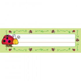 Deskplates Ladybugs