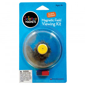 Magnetic Field Viewing Kit with Steel Filings