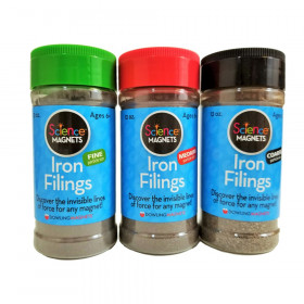 Iron Filings Variety 3-Pack