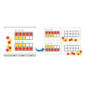 Ten Frames Magnet Math Set