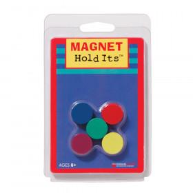 """Ten 3/4"""" Ceramic Disc Magnets"""