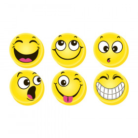 Hero Magnets Emoji Big Button Magnets