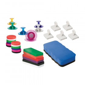Magnetic Whiteboard Accessories Bundle