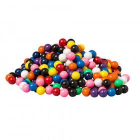 Solid-Colored Magnet Marbles, Set of 400