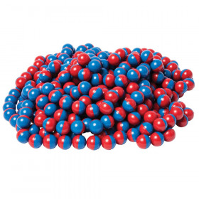 North/South Magnet Marbles (Red/Blue) set of 400