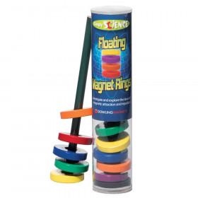 Floating Magnet Rings, 6 Per Pack