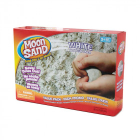 Moon Sand White 5 Lb Box
