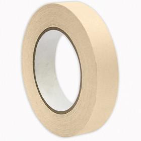 "Premium Grade Masking Tape, 1"" x 55 yds, White"