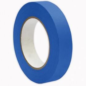 "Premium Grade Masking Tape, 1"" x 55 yds, Blue"