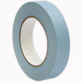 "Premium Grade Masking Tape, 1"" x 55 yds, Light Blue"