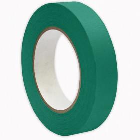 """Premium Grade Masking Tape, 1"""" x 55 yds, Green"""