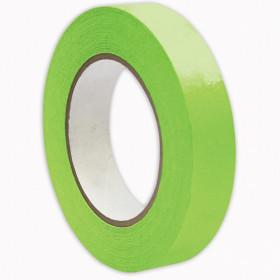 "Premium Grade Masking Tape, 1"" x 55 yds, Light Green"