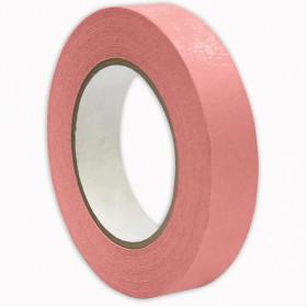 """Premium Grade Masking Tape, 1"""" x 55 yds, Pink"""