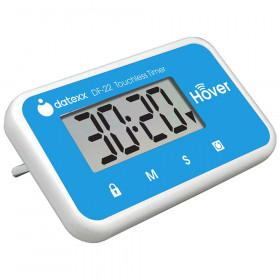 Miracle Hover Timer - Touchless Countdown Timer, Blue