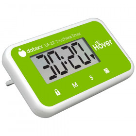Miracle Hover Timer - Touchless Countdown Timer, Green