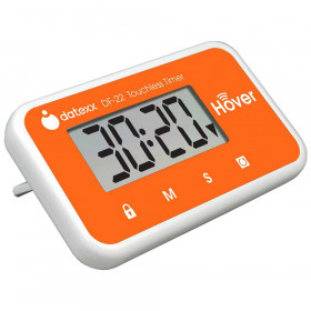 Miracle Hover Timer - Touchless Countdown Timer, Orange