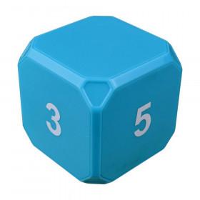 TimeCube Plus 1-3-5-7 Minute Preset Timer- Blue